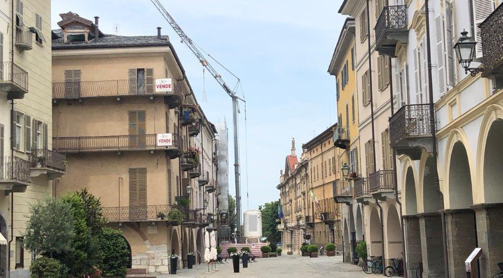 Aimar Immobiliare Cuneo via Roma